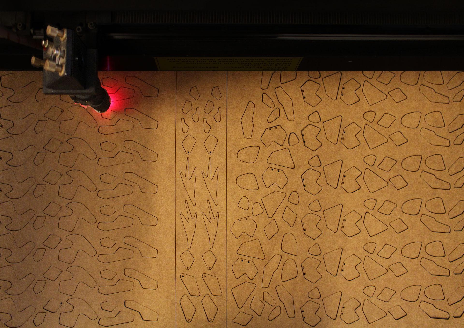 Corte y grabado láser